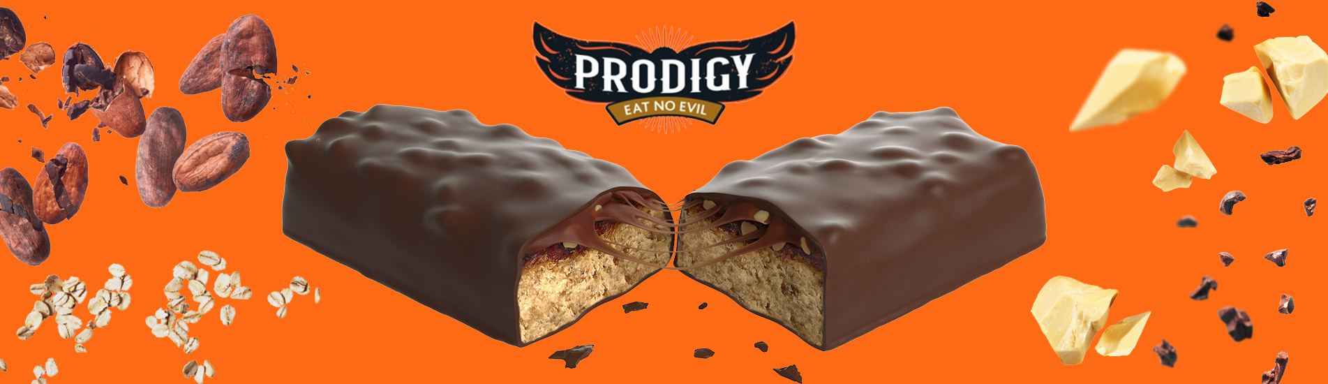 Prodigy – state-of-the-art chocolate bars that aim to disrupt the industry